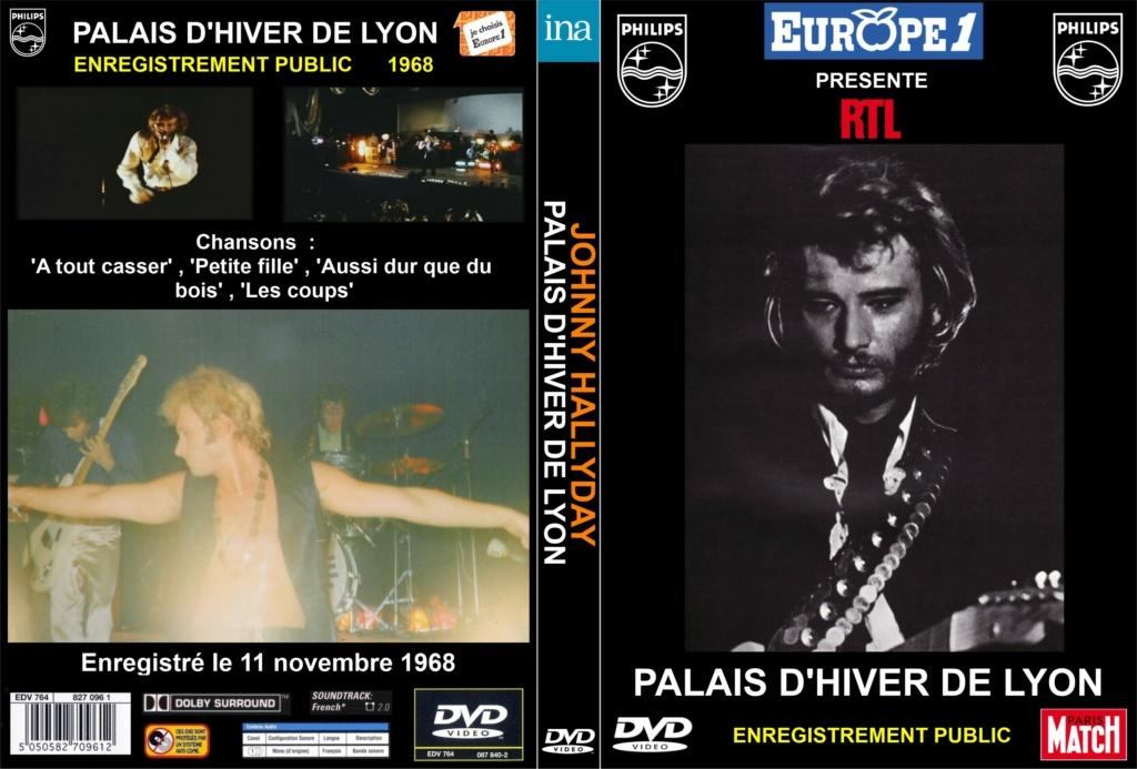 LES CONCERTS DE JOHNNY 'PALAIS D'HIVER DE LYON 1968' 1968_p10