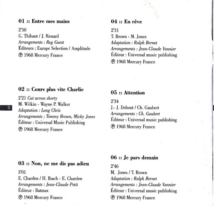 COLLECTION DES 40 ALBUMS CD ( UNIVERSAL )( 2000 ) - Page 2 1968_r19