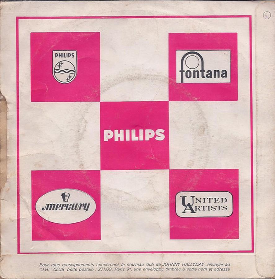 Que je t'aime ( SP )( Différentes variantes ) 1969_025