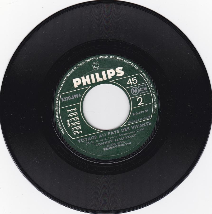 Que je t'aime ( SP )( Différentes variantes ) 1969_028