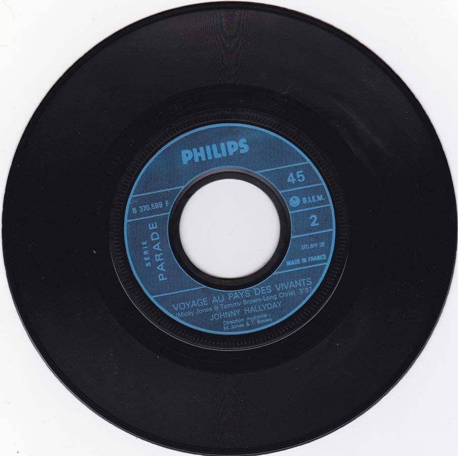 Que je t'aime ( SP )( Différentes variantes ) 1969_036