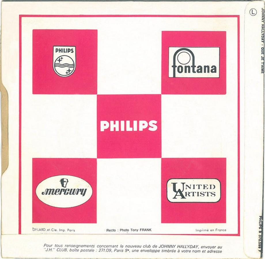 Que je t'aime ( SP )( Différentes variantes ) 1969_046