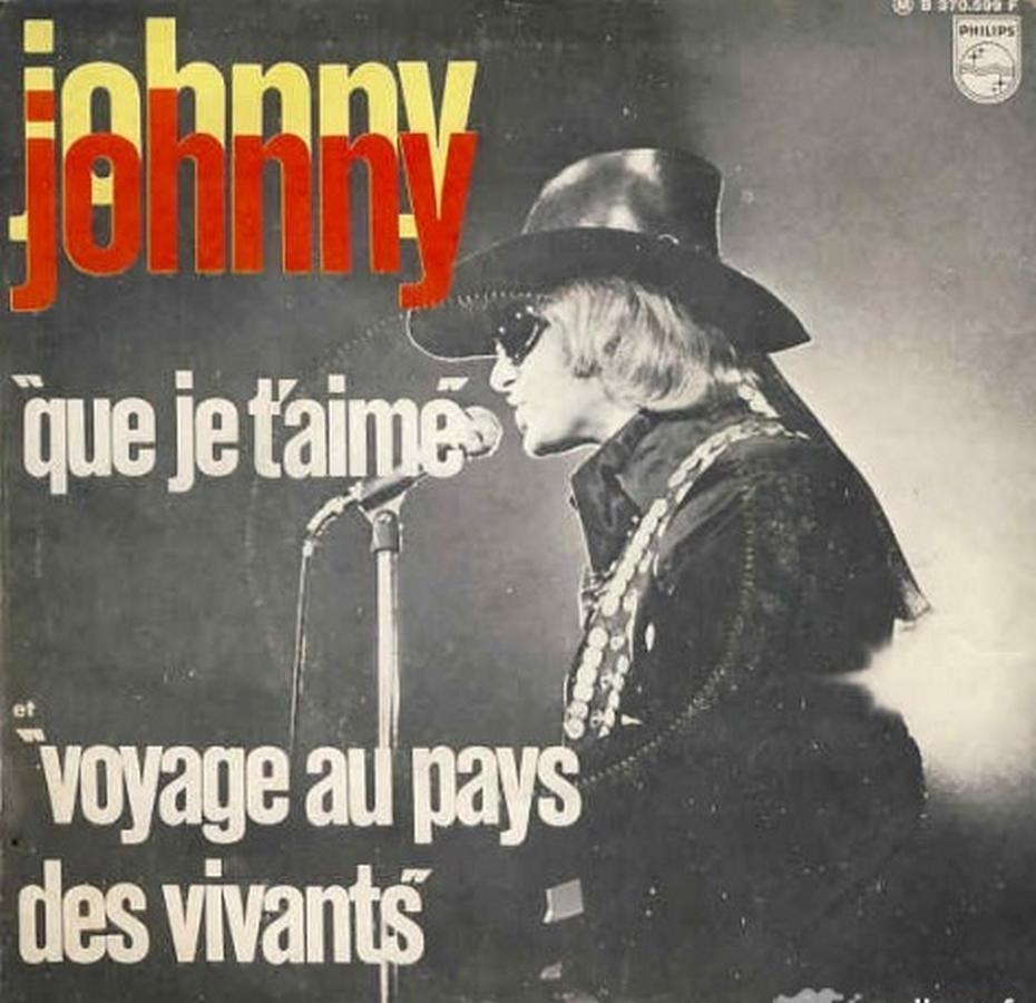 Que je t'aime ( SP )( Différentes variantes ) 1969_068
