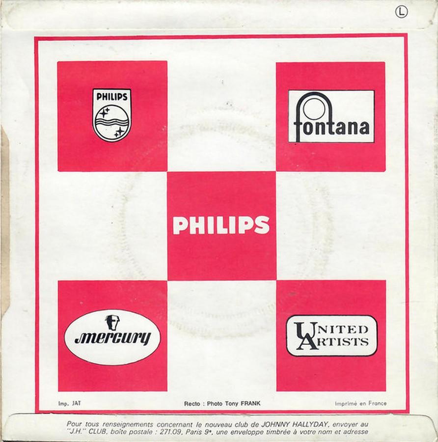 Que je t'aime ( SP )( Différentes variantes ) 1969_070