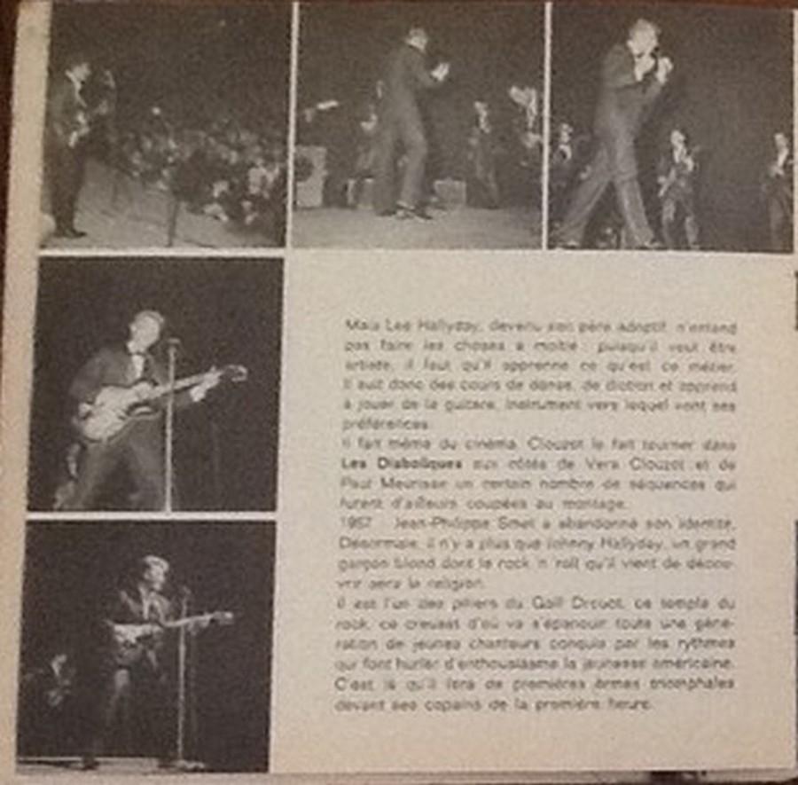 Les disques d'or de la chanson - Souvenirs, souvenirs ( EP 45 TOURS ) 1969_129