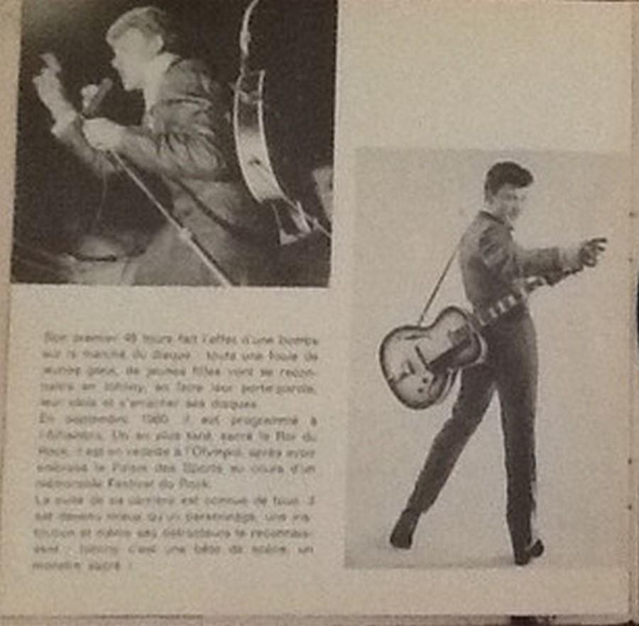 Les disques d'or de la chanson - Souvenirs, souvenirs ( EP 45 TOURS ) 1969_130