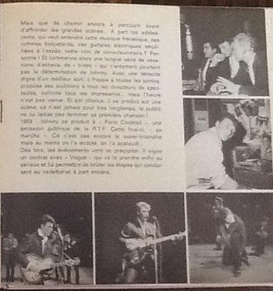 Les disques d'or de la chanson - Souvenirs, souvenirs ( EP 45 TOURS ) 1969_131