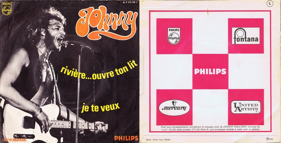 LES CONCERTS DE JOHNNY 'QUEBEC, CANADA 1969' 1969_215