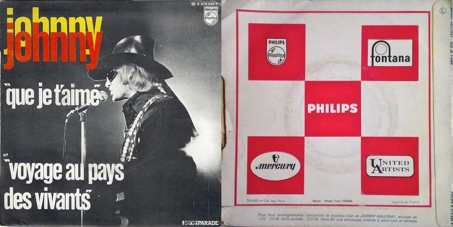 LES CONCERTS DE JOHNNY 'QUEBEC, CANADA 1969' 1969_217
