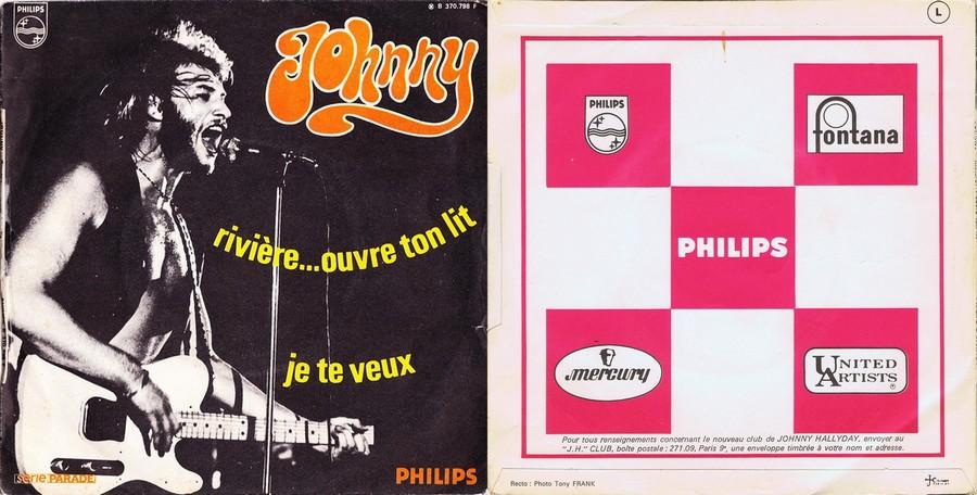 LES CONCERTS DE JOHNNY 'PALAIS DES SPORTS DE PARIS 1969' 1969_220