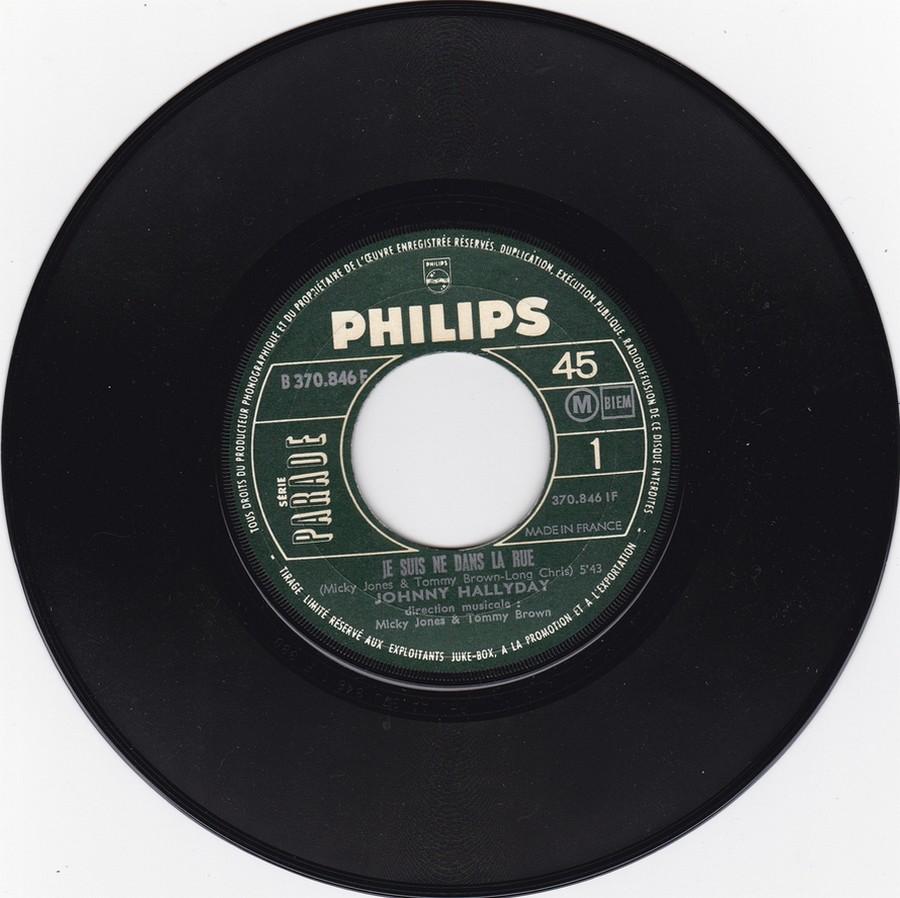 45 TOURS SP PHILIPS ( JUKEBOX )( 1961 - 1969 ) 1969_910