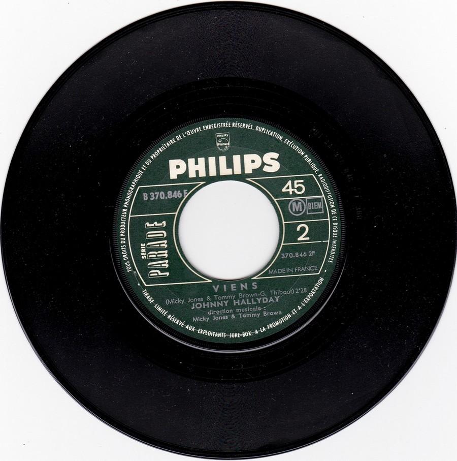 45 TOURS SP PHILIPS ( JUKEBOX )( 1961 - 1969 ) 1969_911