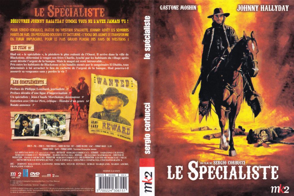 JAQUETTE DVD FILMS ( Jaquette + Sticker ) 1969_l17