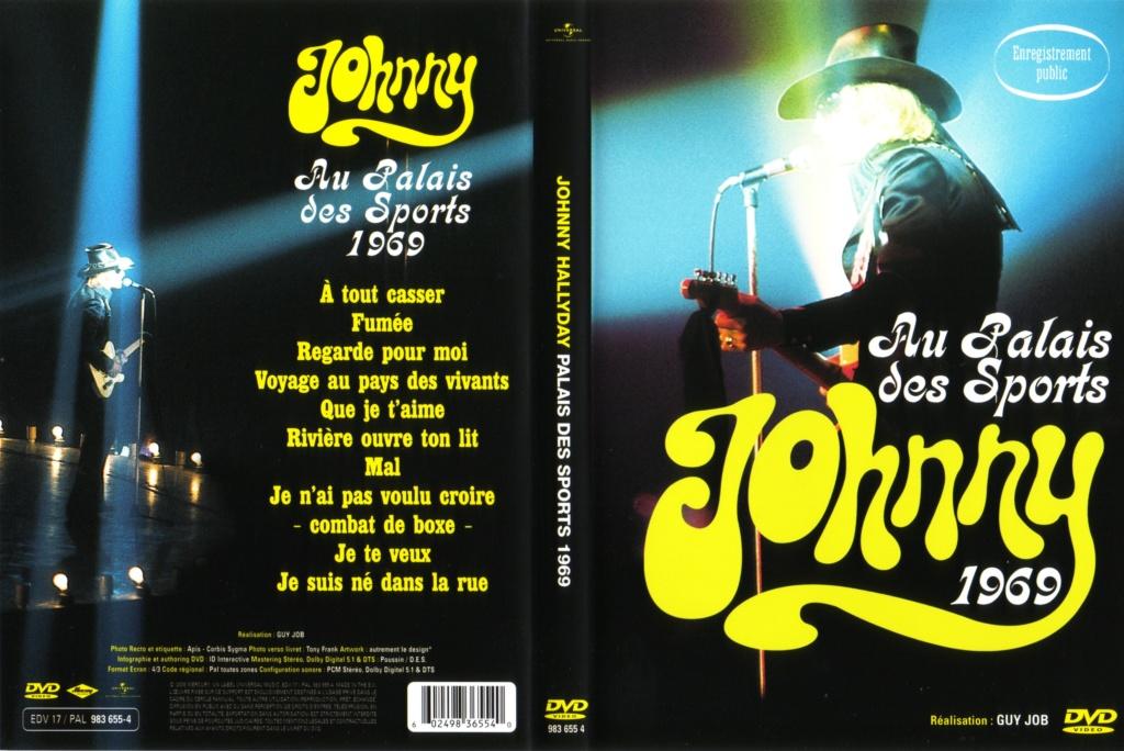 JAQUETTE DVD CONCERTS ( Jaquette + Sticker ) 1969_p10