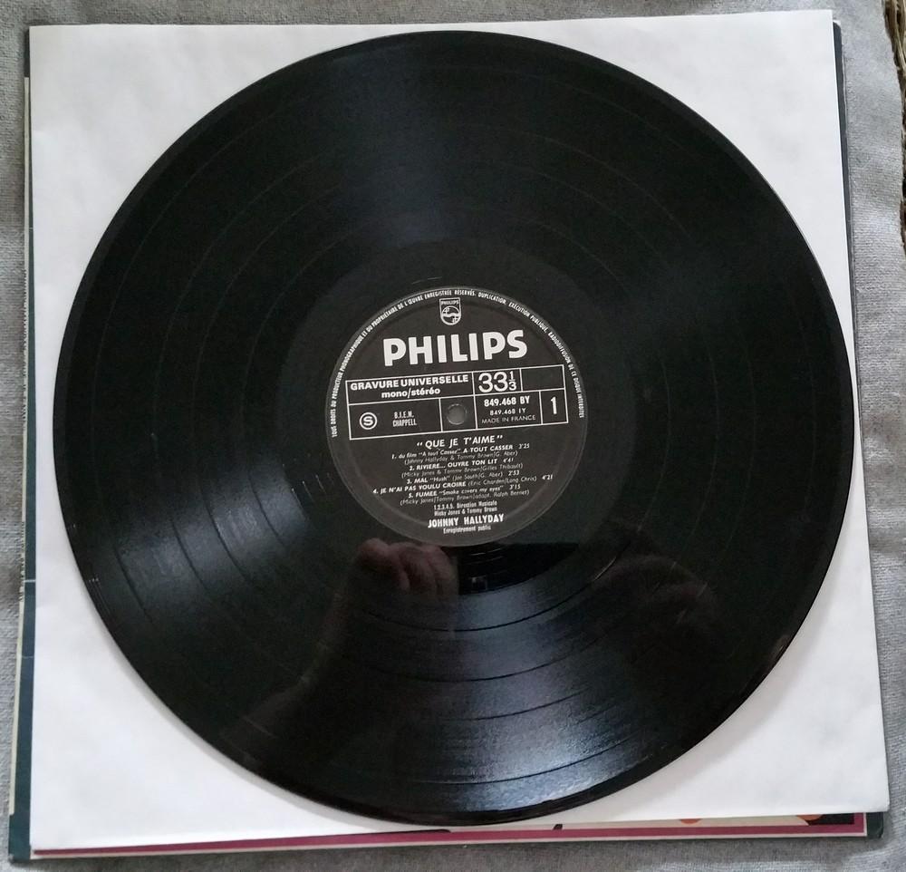 PALAIS DES SPORTS 1969 ( 33 TOURS 30CM )( TOUTES LES EDITIONS )( 1969-2021 ) 1969_q11