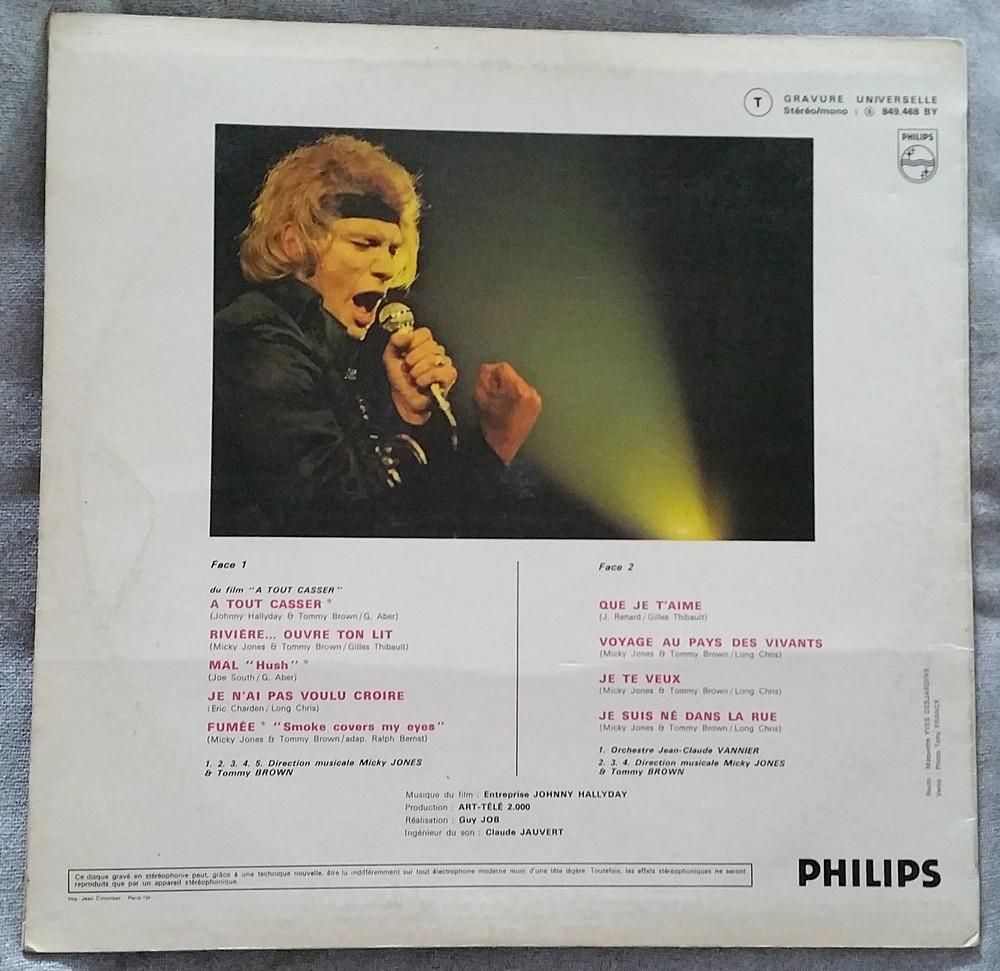PALAIS DES SPORTS 1969 ( 33 TOURS 30CM )( TOUTES LES EDITIONS )( 1969-2021 ) 1969_q14