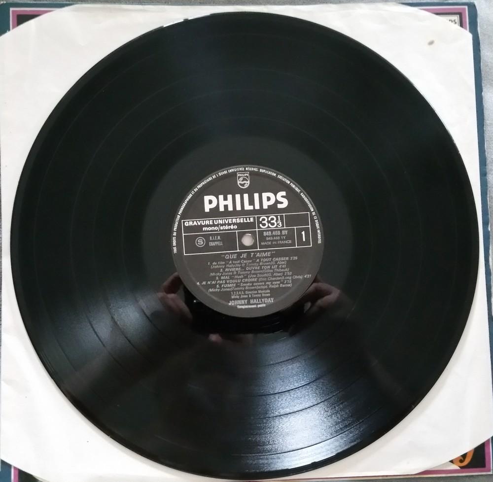 PALAIS DES SPORTS 1969 ( 33 TOURS 30CM )( TOUTES LES EDITIONS )( 1969-2021 ) 1969_q15