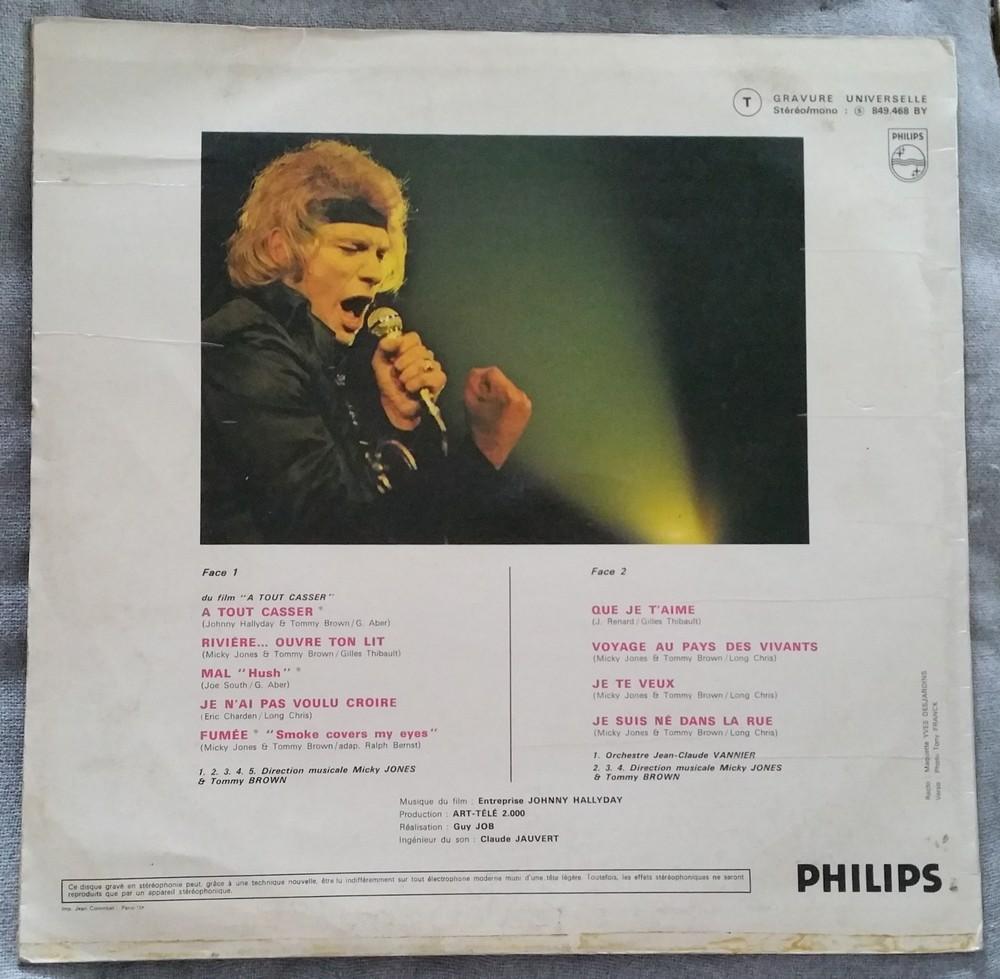 PALAIS DES SPORTS 1969 ( 33 TOURS 30CM )( TOUTES LES EDITIONS )( 1969-2021 ) 1969_q17