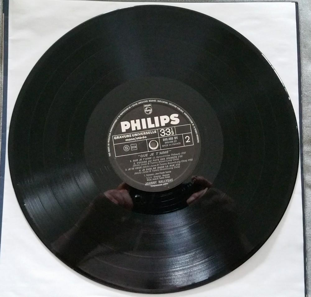 PALAIS DES SPORTS 1969 ( 33 TOURS 30CM )( TOUTES LES EDITIONS )( 1969-2021 ) 1969_q19