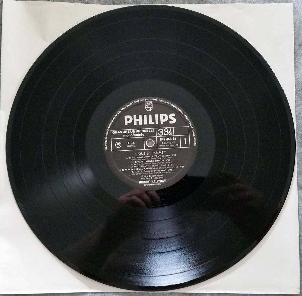 PALAIS DES SPORTS 1969 ( 33 TOURS 30CM )( TOUTES LES EDITIONS )( 1969-2021 ) 1969_q24