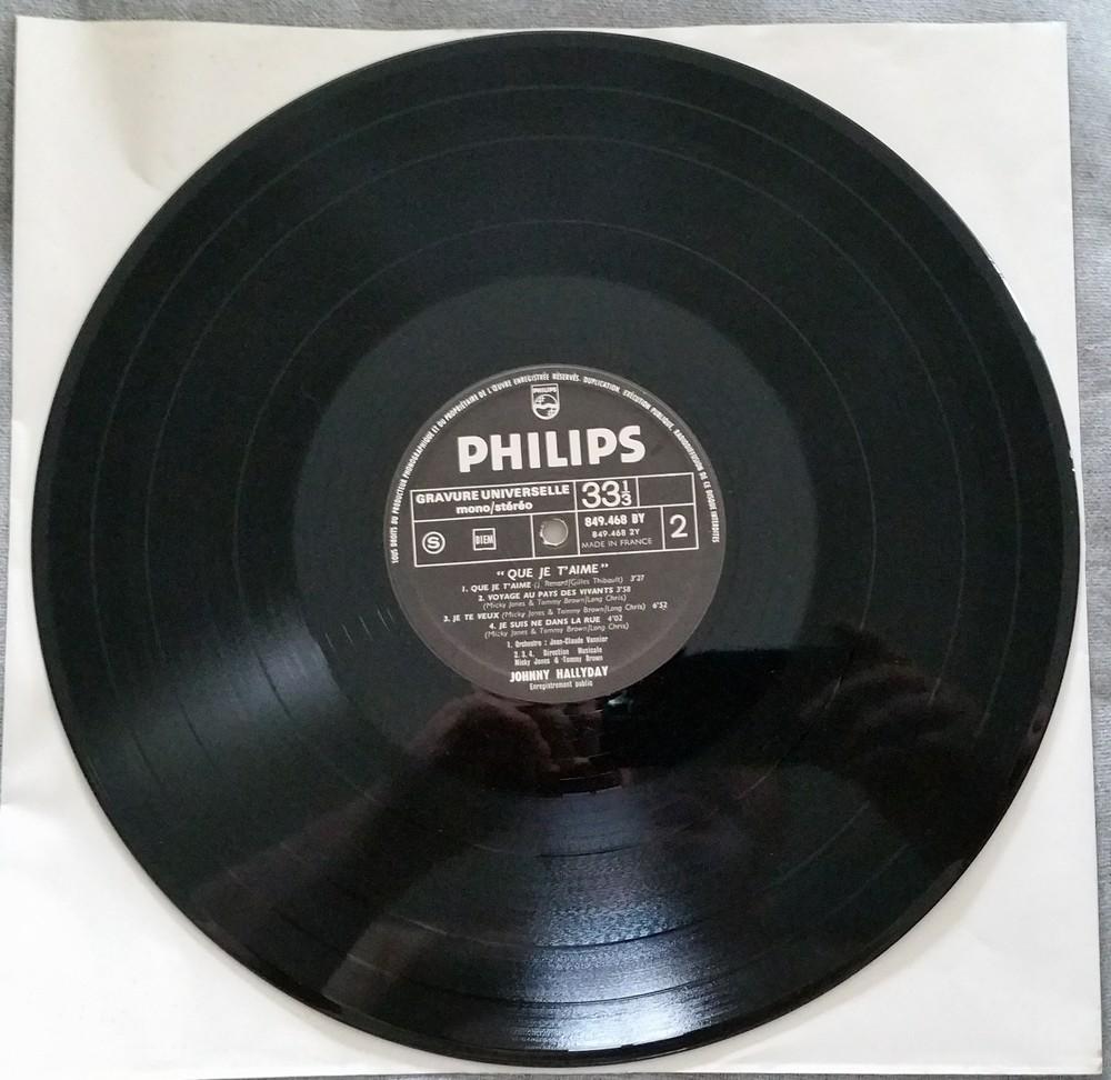 PALAIS DES SPORTS 1969 ( 33 TOURS 30CM )( TOUTES LES EDITIONS )( 1969-2021 ) 1969_q25
