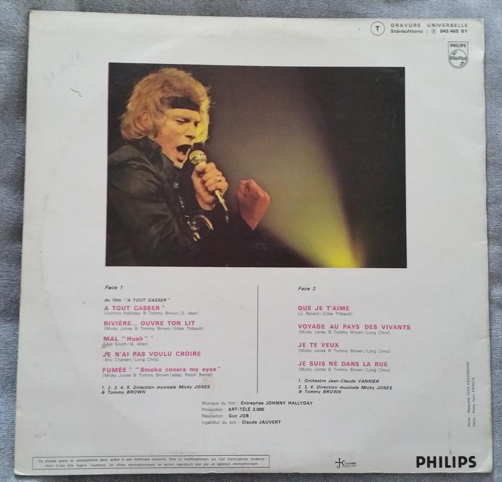 PALAIS DES SPORTS 1969 ( 33 TOURS 30CM )( TOUTES LES EDITIONS )( 1969-2021 ) 1969_q28