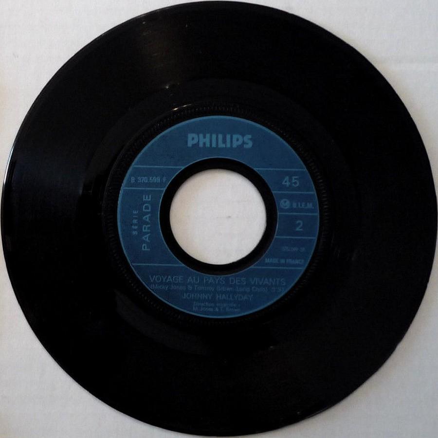 Que je t'aime ( SP )( Différentes variantes ) 1970_012