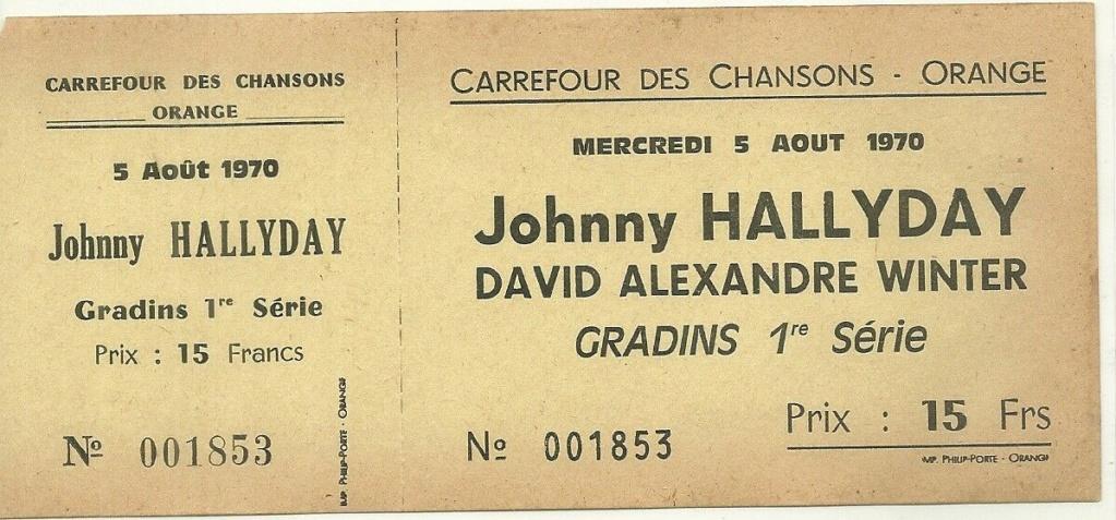 Pour Zorba (billets de concert) 1970_210