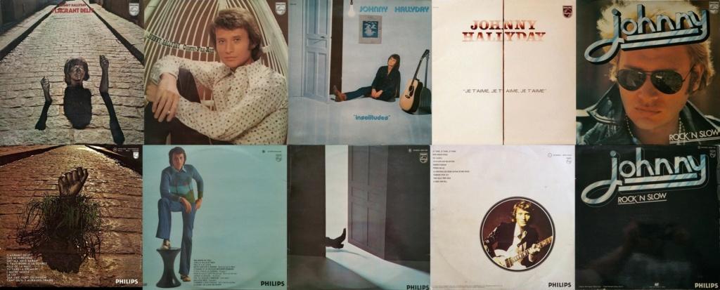 RECAPITULATIF DES ALBUMS STUDIO 33 TOURS OFFICIELS ( 1960 - 2017 ) 1971_179
