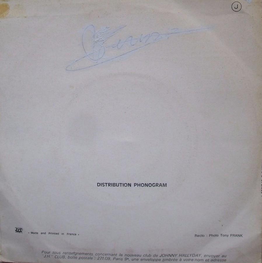 Que je t'aime ( SP )( Différentes variantes ) 1972_020