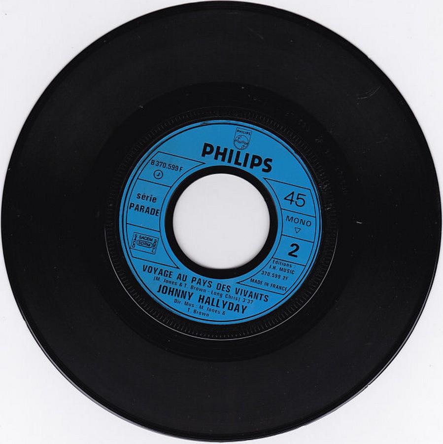 Que je t'aime ( SP )( Différentes variantes ) 1972_021