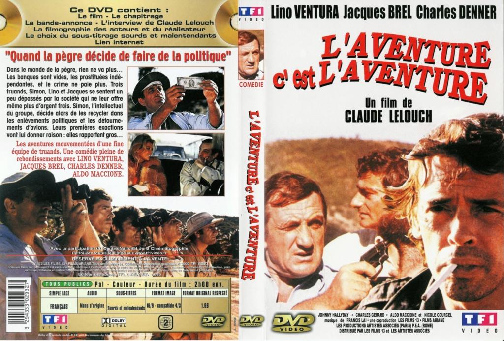 JAQUETTE DVD FILMS ( Jaquette + Sticker ) 1972_l10