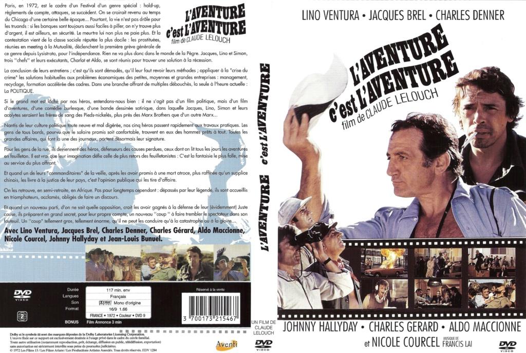 JAQUETTE DVD FILMS ( Jaquette + Sticker ) 1972_l11