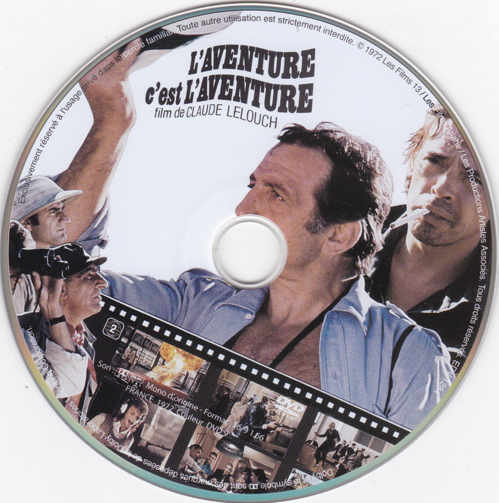 JAQUETTE DVD FILMS ( Jaquette + Sticker ) 1972_l12