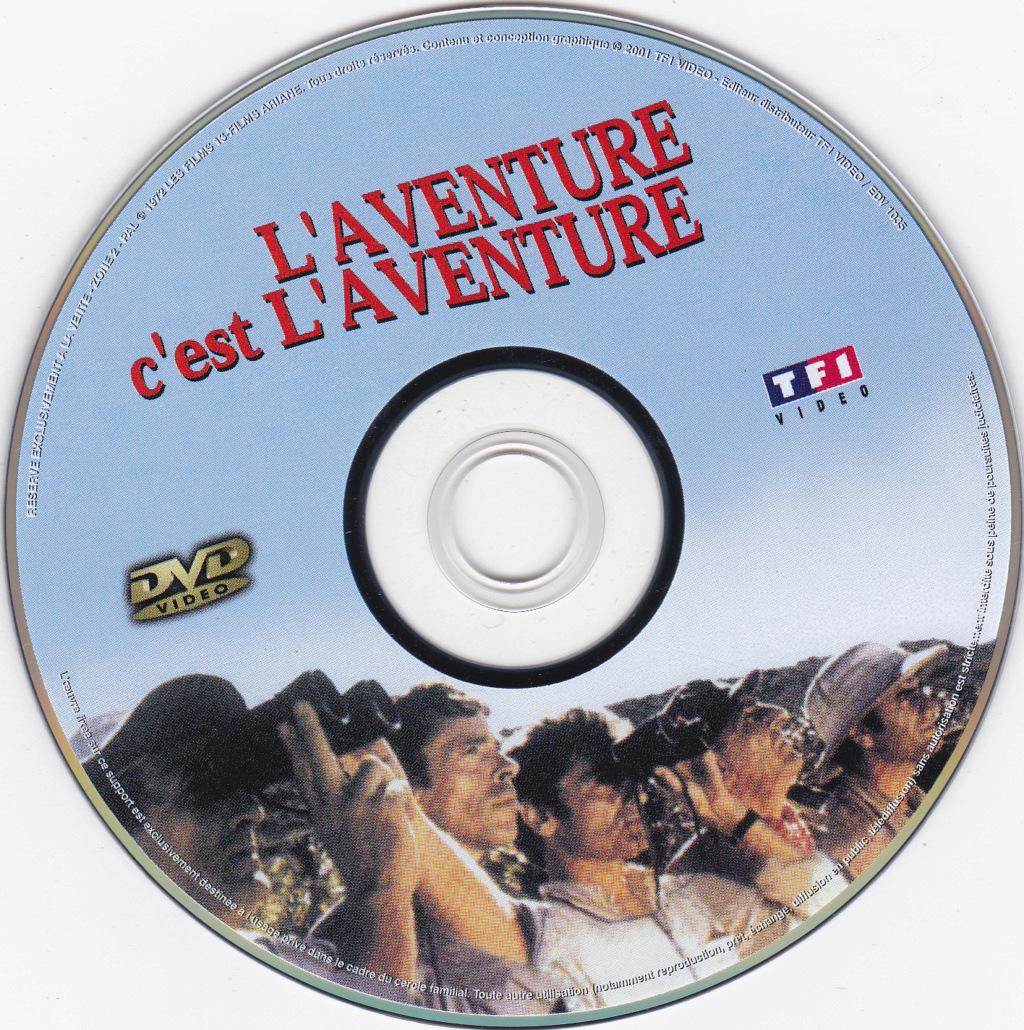 JAQUETTE DVD FILMS ( Jaquette + Sticker ) 1972_l13