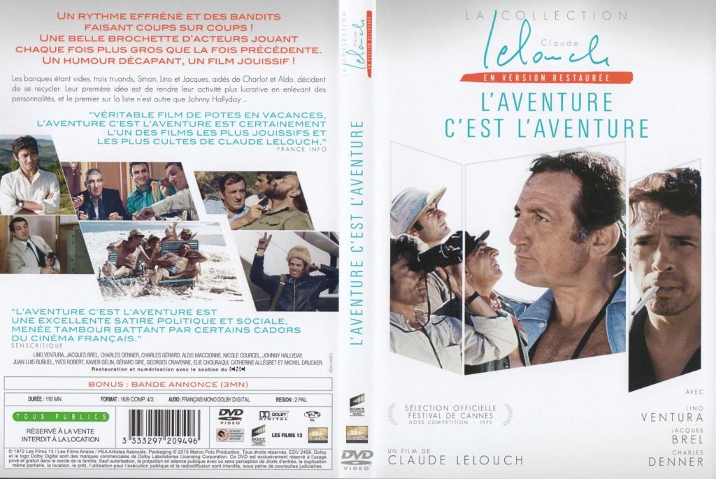 JAQUETTE DVD FILMS ( Jaquette + Sticker ) 1972_l14