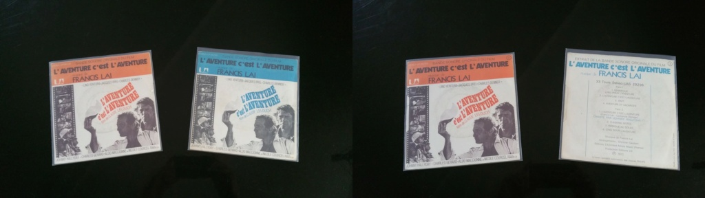 NOMBRE D'EDITIONS VINYLES EP-25CM-30CM ( STUDIO - LIVE - COMPILATIONS ) 1972_l27
