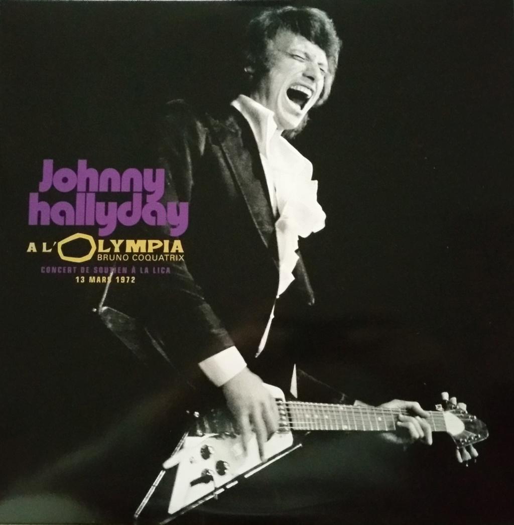 COFFRET OLYMPIA VINYLES ( 7 albums é disques ) 1972_m11