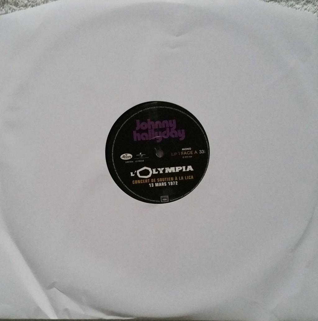 COFFRET OLYMPIA VINYLES ( 7 albums é disques ) 1972_m13
