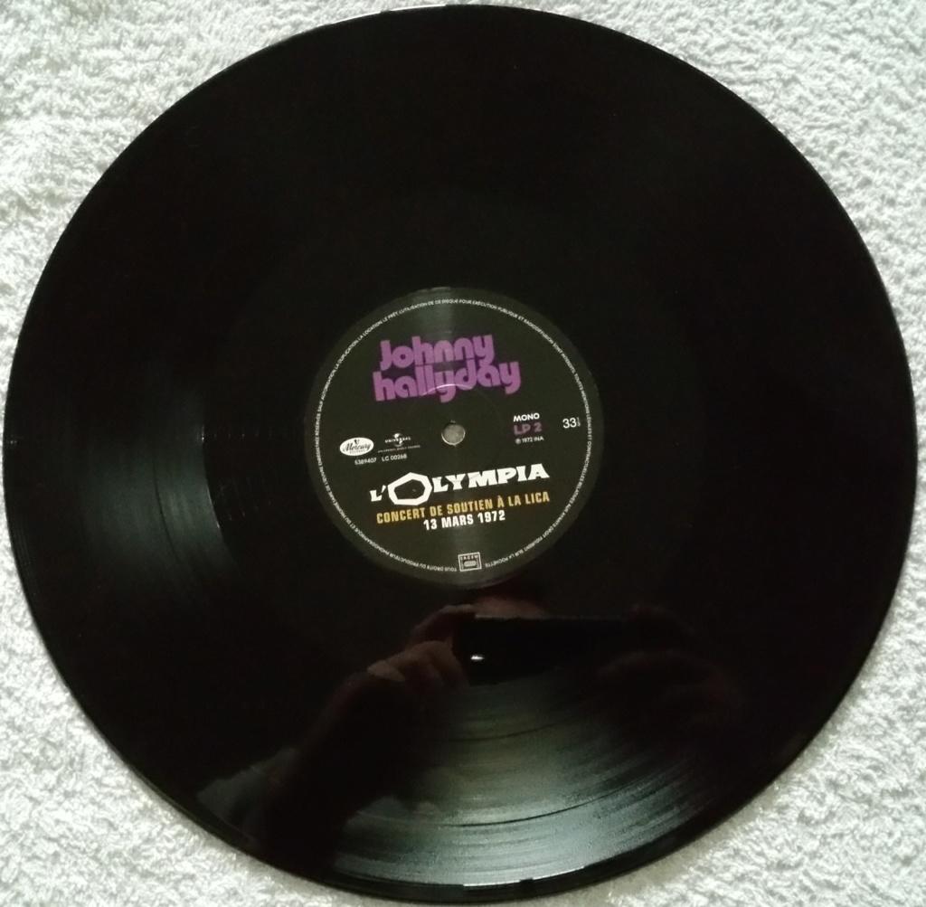 COFFRET OLYMPIA VINYLES ( 7 albums é disques ) 1972_m21