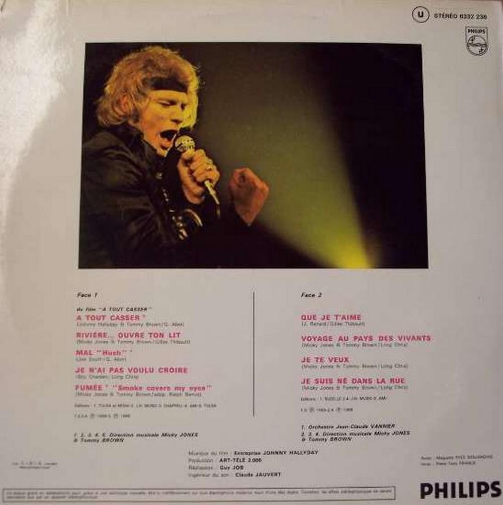 PALAIS DES SPORTS 1969 ( 33 TOURS 30CM )( TOUTES LES EDITIONS )( 1969-2021 ) 1972_q10