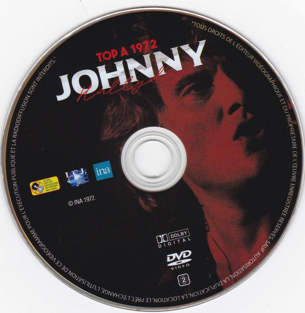 JAQUETTE DVD EMISSIONS TV , DOCUMENTS ,COMPILATIONS , ETC ( Jaquette + Sticker ) 1972_t10