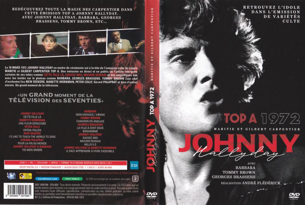 JAQUETTE DVD EMISSIONS TV , DOCUMENTS ,COMPILATIONS , ETC ( Jaquette + Sticker ) 1972_t11