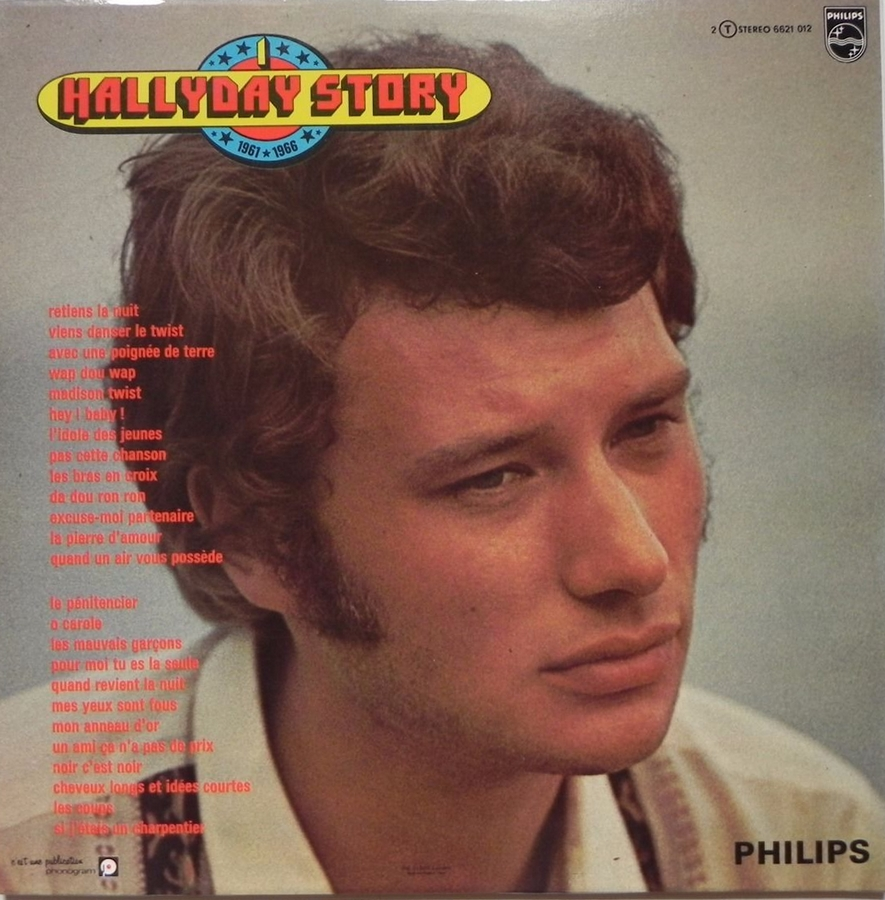 HALLYDAY STORY 1961-1966 & 1967 & 1973 ( DIFFERENTES EDITIONS ) 1973_102