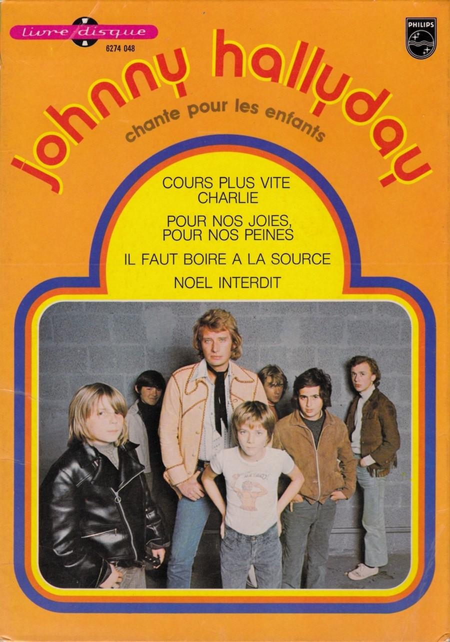 JOHNNY CHANTE POUR LES ENFANTS ( SP  45 tours )( 1973 ) 1973_230