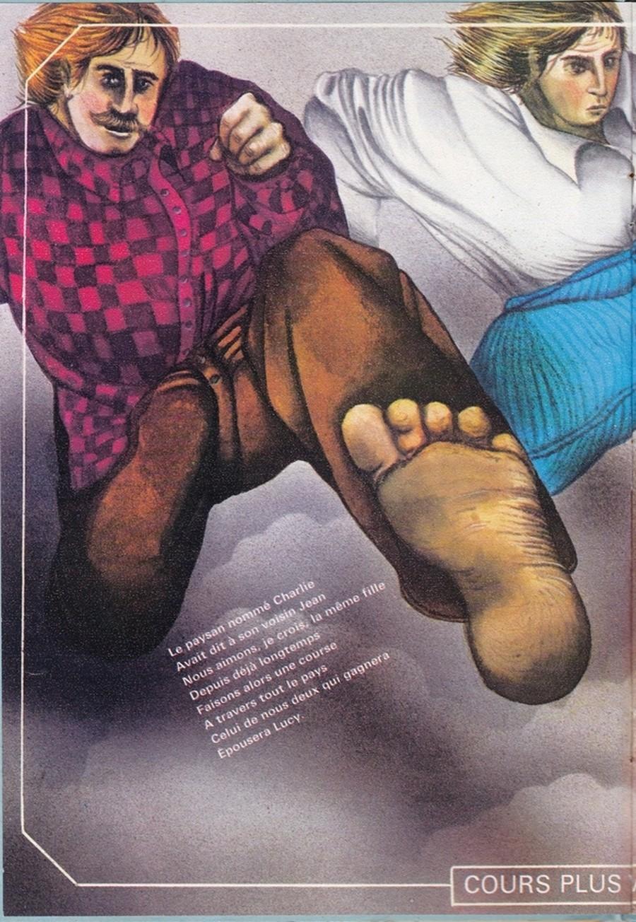 JOHNNY CHANTE POUR LES ENFANTS ( SP  45 tours )( 1973 ) 1973_232