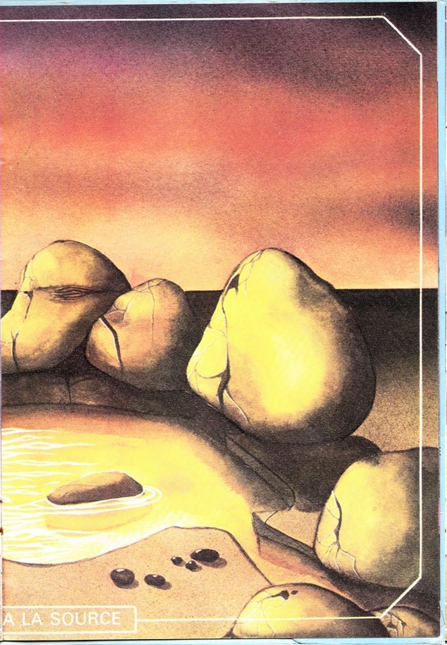 JOHNNY CHANTE POUR LES ENFANTS ( SP  45 tours )( 1973 ) 1973_238