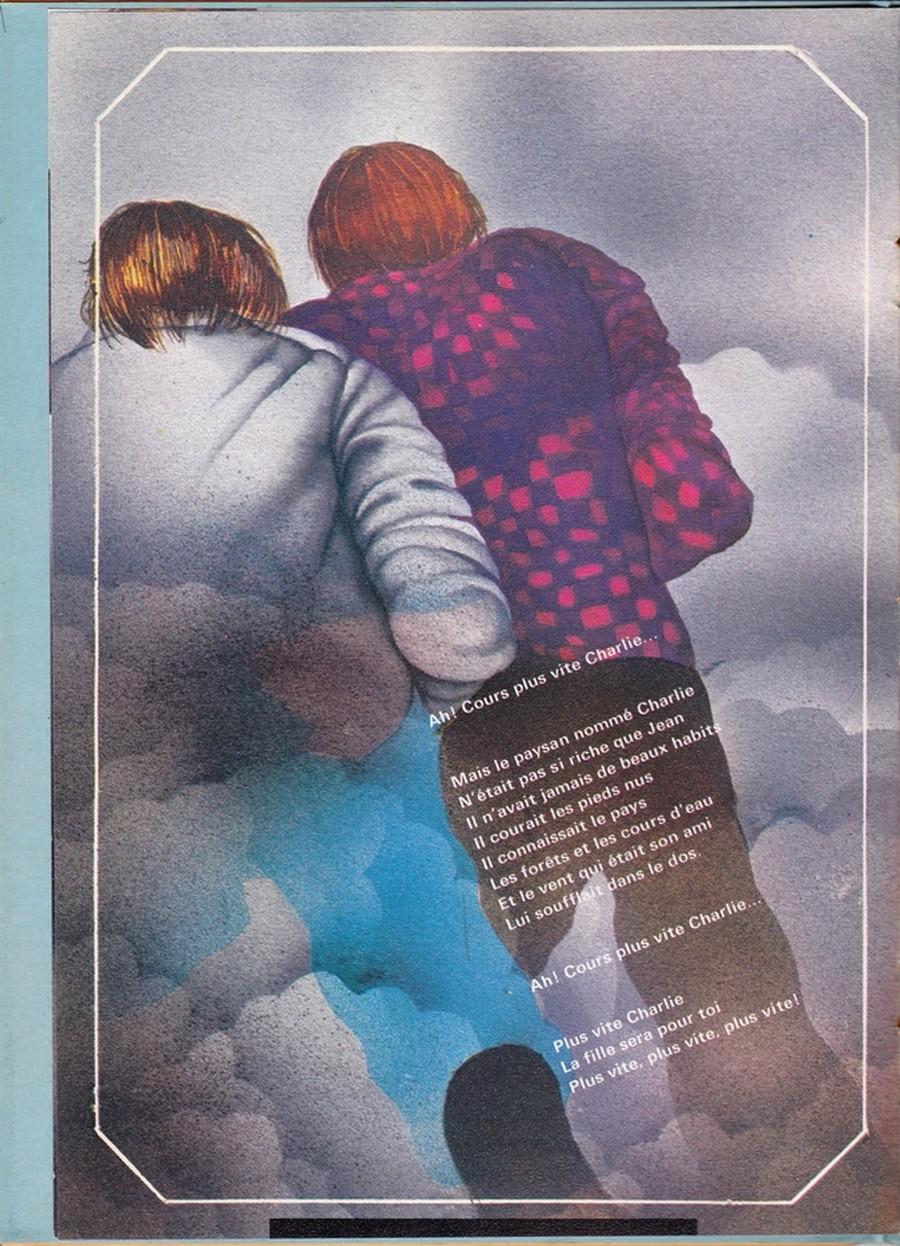 JOHNNY CHANTE POUR LES ENFANTS ( SP  45 tours )( 1973 ) 1973_256