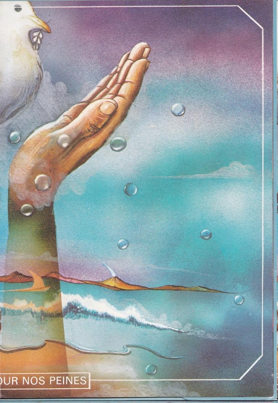 JOHNNY CHANTE POUR LES ENFANTS ( SP  45 tours )( 1973 ) 1973_259