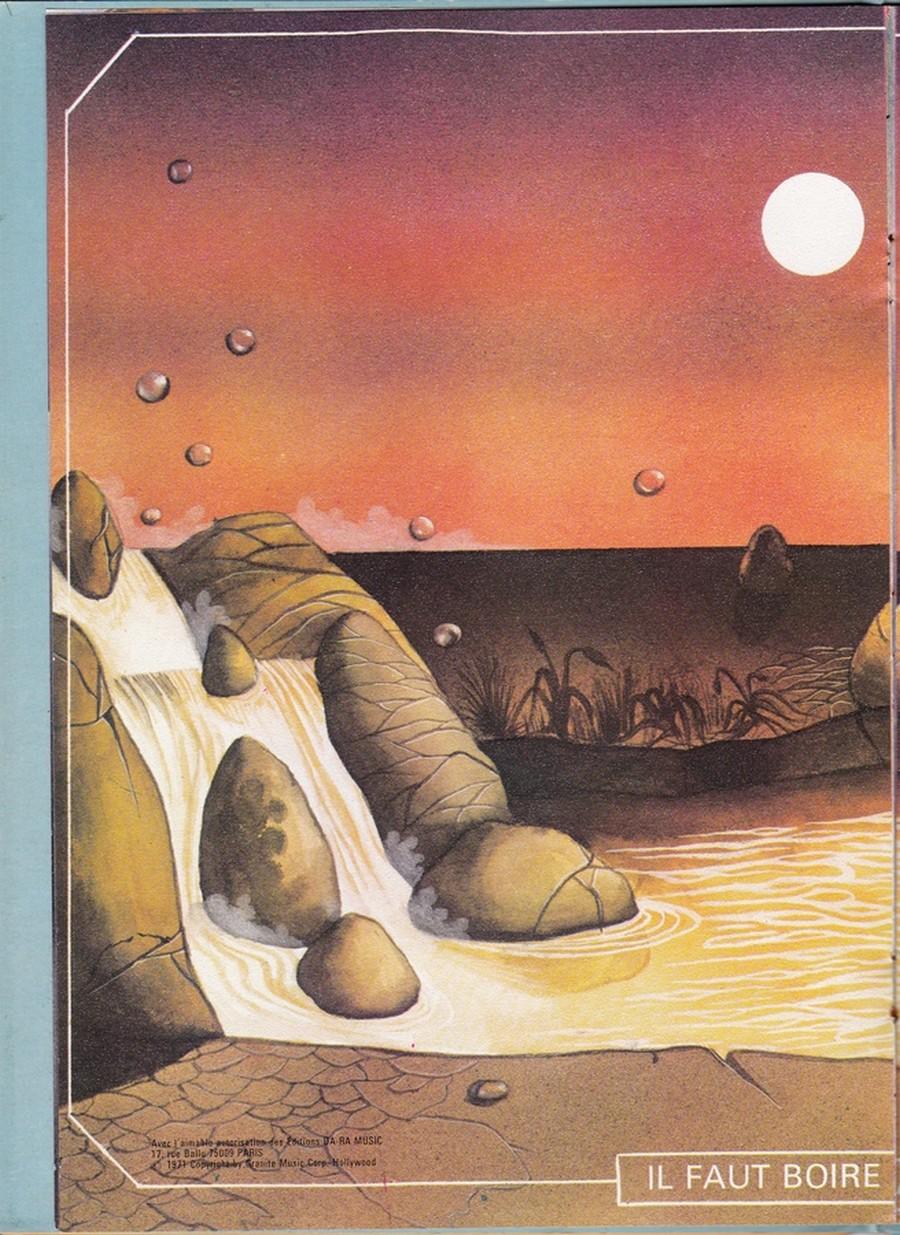 JOHNNY CHANTE POUR LES ENFANTS ( SP  45 tours )( 1973 ) 1973_261
